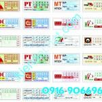 In tem bảo hành, tem vỡ giá rẻ