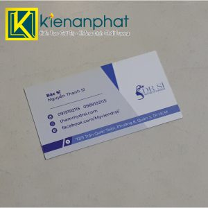 in name card hcm