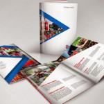 Công ty thiết kế brochure