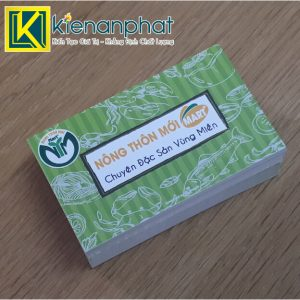 in name card quận 1
