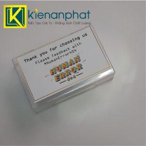 In name card tại quận 3