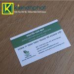 in name card quận phú nhuận