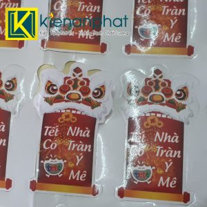 in sticker decal giấy