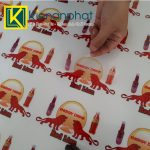 in sticker decal trong
