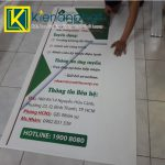 thiết kế và đặt in poster quảng cáo