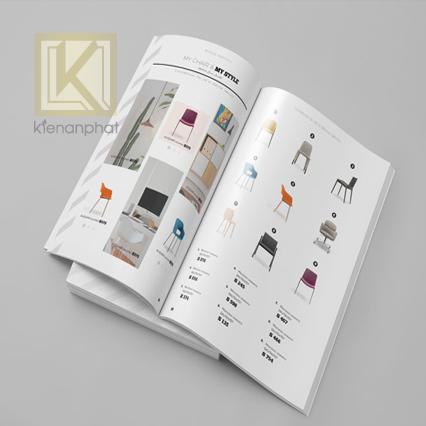 Những lưu ý khi thiết kế và in catalogue giá rẻ tphcm