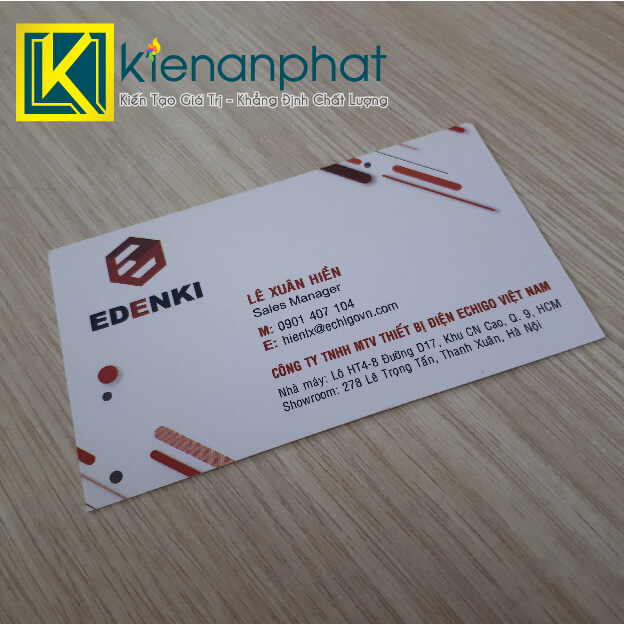 In name card quận 9