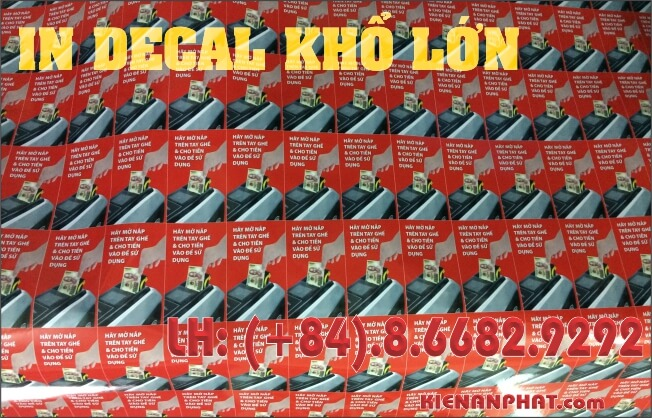 in decal khổ lớn